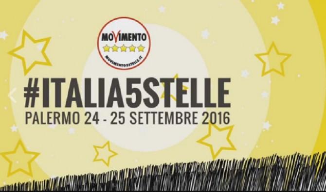 """Italia 5 Stelle a Palermo, Grillo: """"Siamo pronti per governare"""""""