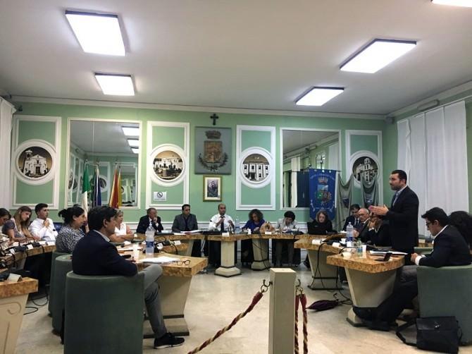 consiglio comunale intervento sindaco Rando