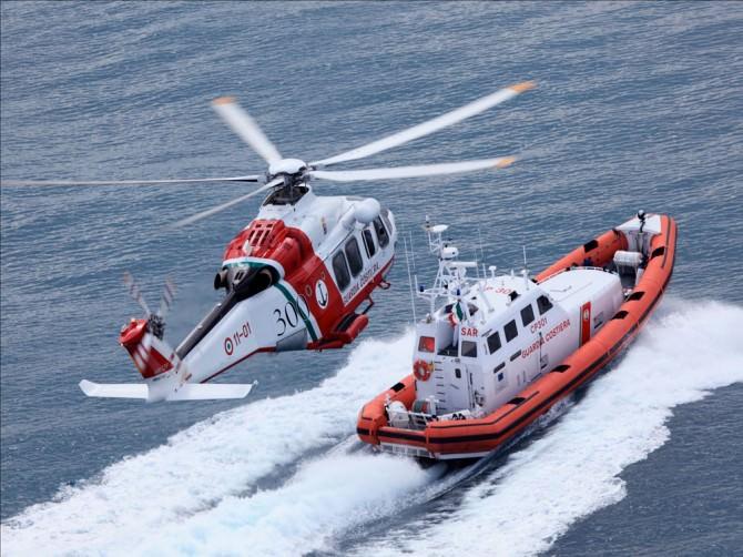 Catania, le operazioni principali della guardia costiera
