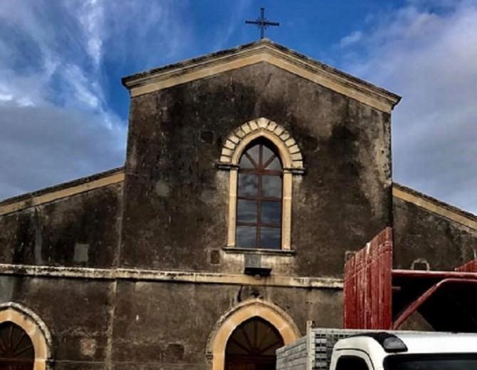 San Gregorio di Catania, restaurata la Chiesetta cimiteriale