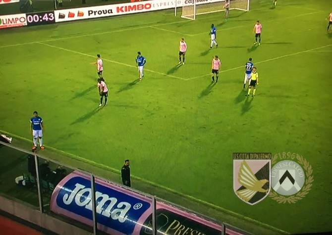 Palermo Udinese