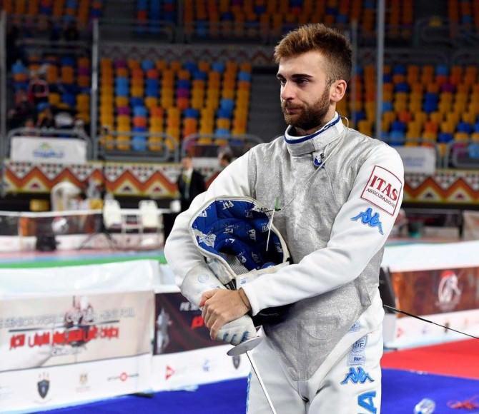Scherma, Daniele Garozzo derubato: sparita la medaglia d'oro di Rio 2016