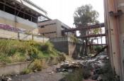 """Sopralluogo nella ex scuola """"Brancati"""": scena pietosa di una struttura fatiscente"""