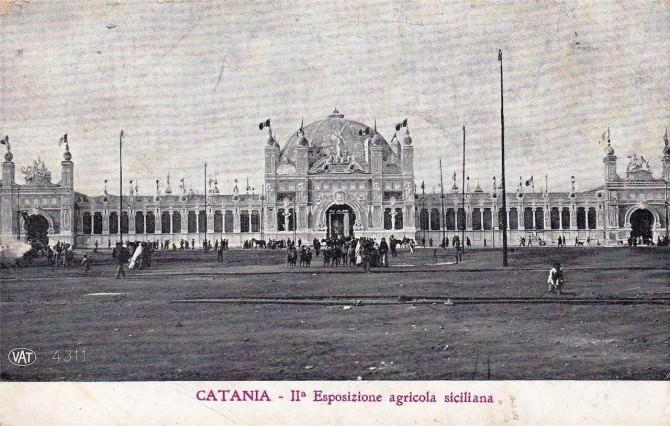 Catania in Europa grazie all'Esposizione Agricola del 1907