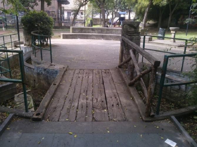 Il degrado della III municipalità: Parco Falcone e piazza Abramo Lincoln