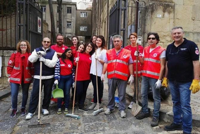 Puliamo il Mondo 2016: Croce Rossa Italiana in prima linea