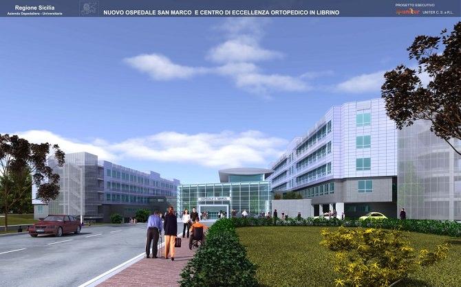 Progetto Ospedale San Marco di Librino