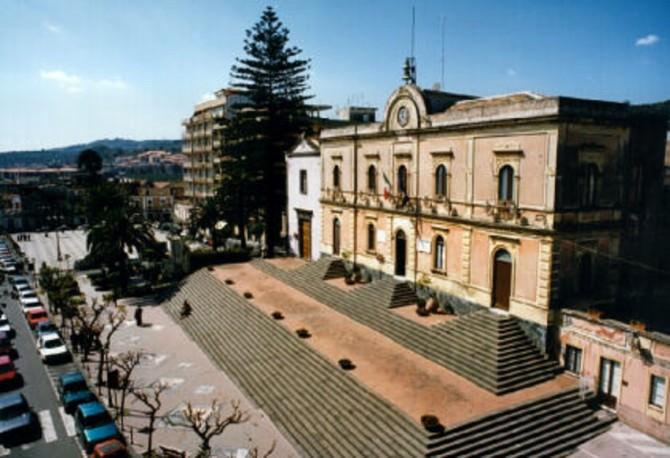 Sede municipale di Aci Catena