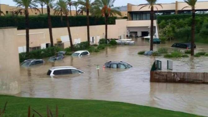 Alluvione a Sciacca, sconforto e paura tra gli abitanti