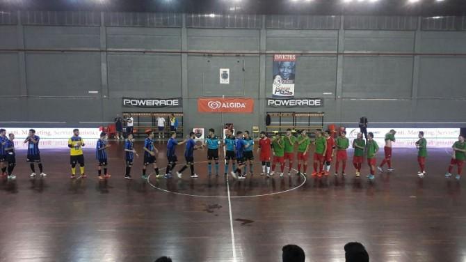 Ennesima delusione stagionale, il Catania calcio a 5 crolla 3-1 contro Bisceglie