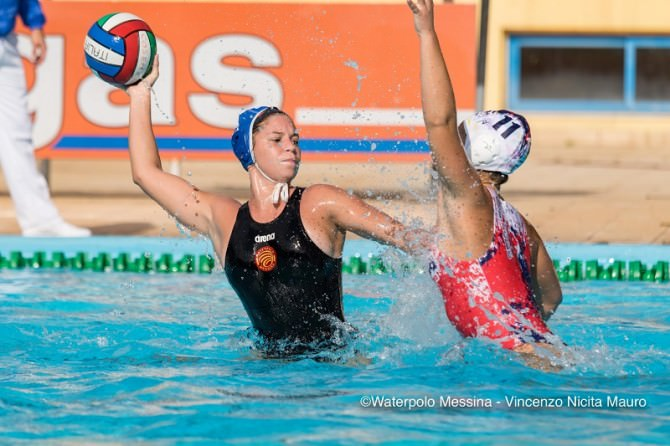 Il Cosenza si inchina 11-6 alla Waterpolo Despar Messina. Domani derby con Ekipe Orizzonte Ct