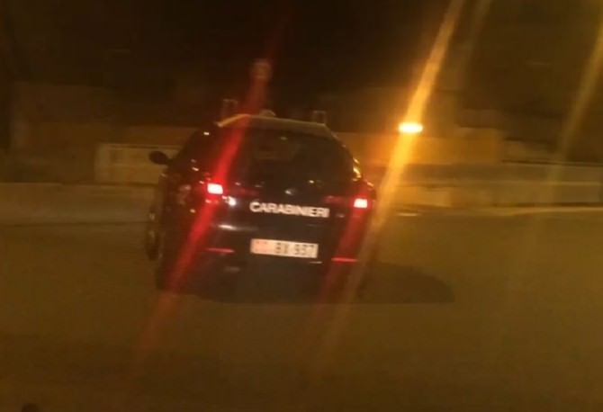 carabinieri-sera-notte