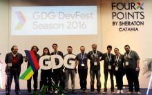 DevFest Mediterranean 2016: un'esperienza da raccontare