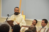 """Fra Giuseppe chiude la porta santa della Casa don Puglisi: """"mostrate al mondo il Cuore di Dio"""""""