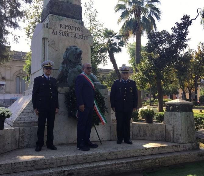 4 Novembre: Biancavilla e riposto ricordano i caduti in guerra