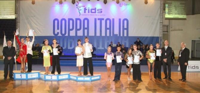 Catania: conclusa al Palaghiaccio la prima tappa di Coppa Italia di Danza Sportiva
