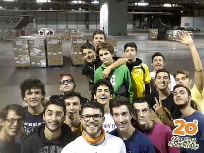 Sicilia, colletta alimentare: raccolte 436 tonnellate di alimenti