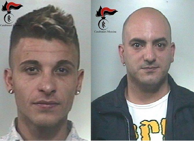 Fabio Fenghi (30) e Francesco Costantino (29)