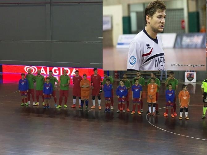 Vittoria del Catania a5  sconfitta amara per La Meta C5