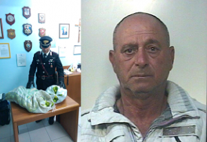 Antonino Tirri, 65 anni.