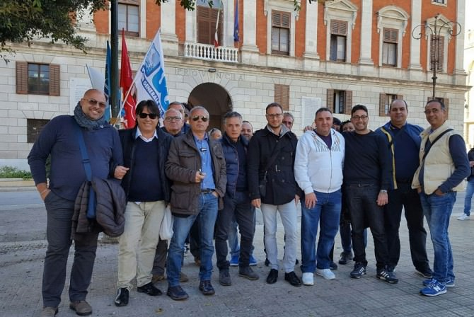 Sit-in Trapani
