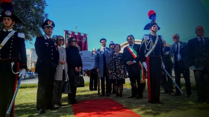 Attentato di Nassiriya, la commemorazione dei carabinieri del Comando Provinciale