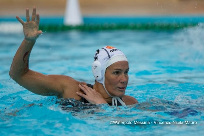 Tutto facile per la Waterpolo Despar Messina: battuto il Pescara 16-4