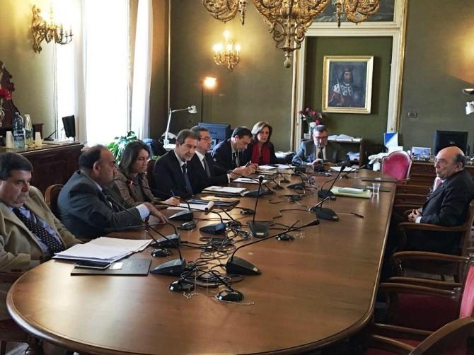 La Commissione regionale Antimafia incontra il Presidente della Corte dei Conti di Sicilia