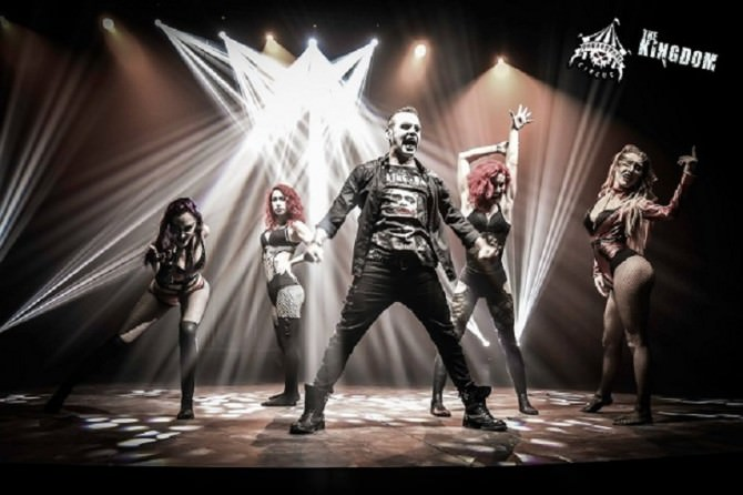 "Adrenalina, paura e brividi: arriva a Palermo ""Paranormal Circus"""