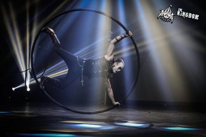 """Palermo, """"Paranormal Circus"""": è sold out per l'anteprima Nazionale. LE IMMAGINI"""
