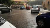 Arriva la pioggia a Catania ed è subito fiume in piena: Foto e Video