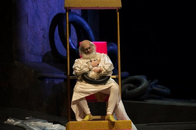 """""""Babbelish"""", un'opera per bambini con attori down di OperaAlchemica"""