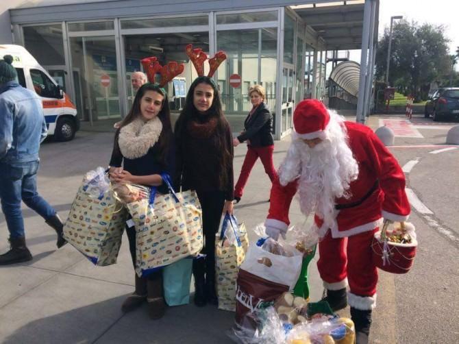 Legge la notizia del furto di giocattoli al Garibaldi, dodicenne va in ospedale e porta doni ai bambini