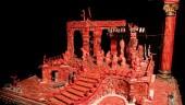 Catania, i presepi in corallo del maestro Fiorenza al Diocesano fino all'8 gennaio