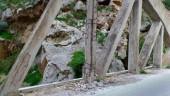 Il ponte di Siculiana è sempre più a rischio crollo. FOTO E VIDEO