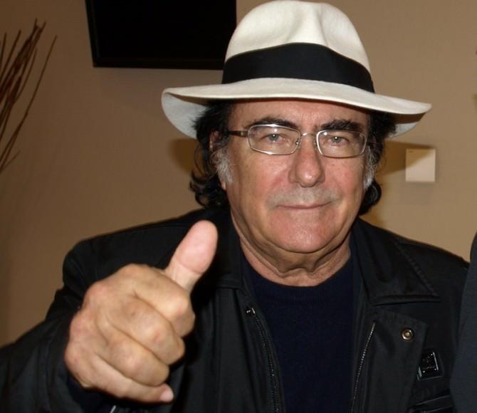Albano Carrisi è stato sottoposto ad un intervento per infarto