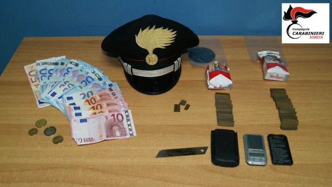 Spaccio e furto: arrestati dieci extracomunitari in provincia di Agrigento