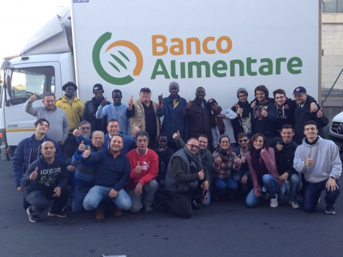 In memoria diAlberto Pennisi. Banco Alimentare