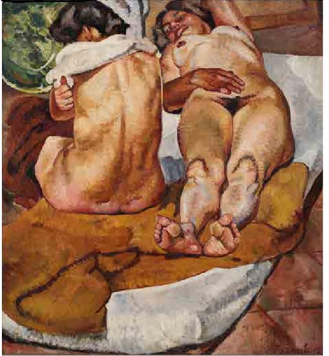 Alla Galleria Russo di Roma un'antologica di Fausto Pirandello