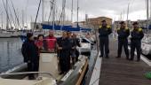 Era stato sequestrato ai contrabbandieri: gommone torna in mare per attività sociali