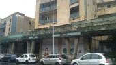 Il palazzo Bernini, esempio estremo di incuria