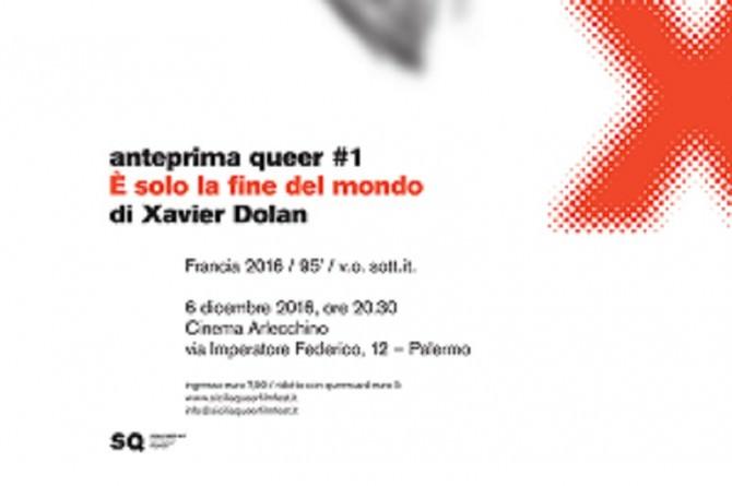 """""""E' solo la fine del mondo"""" di Dolan sbarca a Palermo"""