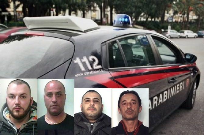 MAFIA | Catania, 12 arresti nel clan Brunetto