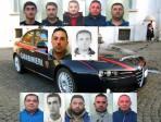 Pizzo e micacce contro imprenditore a Biancavilla: sgominata associazione mafiosa. FOTO E NOMI