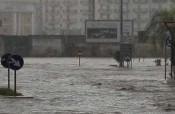 Catania in ginocchio: auto in panne e allagamenti. Oltre 50 gli interventi di soccorso