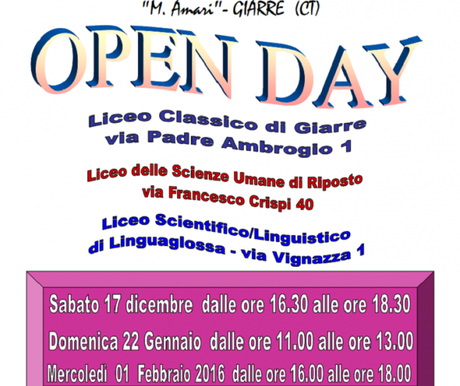 open-day-giarre