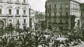 Piazza Stesicoro come non l'avete mai vista, foto di un passato da non dimenticare