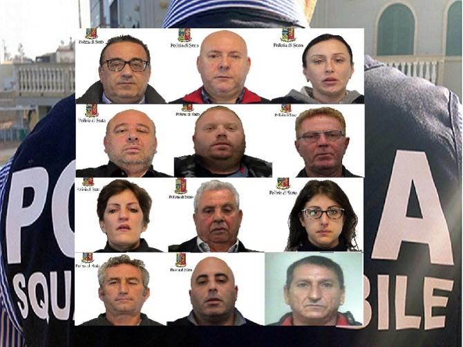 Duro colpo a Mattia Messina Denaro: 11 arresti, sigilli a 3 imprese