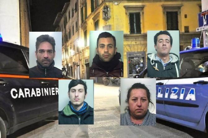 Mafia: 31 arresti a Catania