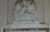 Oltraggiata statua di Sant'Agata in via Dusmet. Sindaco Bianco lancia un appello